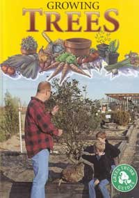 Growing Trees (Green Thumb Guides): Tracy Nelson Maurer