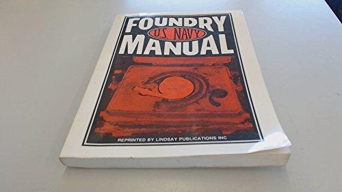 9781559180078: Foundry Manual