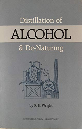 Distillation of Alcohol & De-Naturing: Wright, F. B.