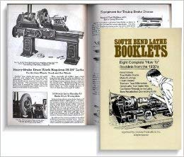 9781559181587: South Bend Lathe Booklets 1936