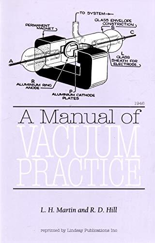 Vacuum Manual Abebooks