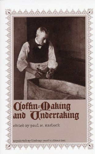 9781559183826: Coffin-Making and Undertaking