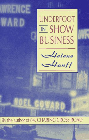 9781559210171: Underfoot in Show Business