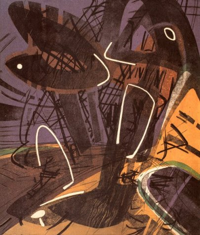 The Prints of STANLEY WILLIAM HAYTER: A: Black, Peter and
