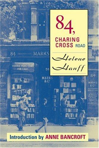 84, Charing Cross Road: Helene Hanff
