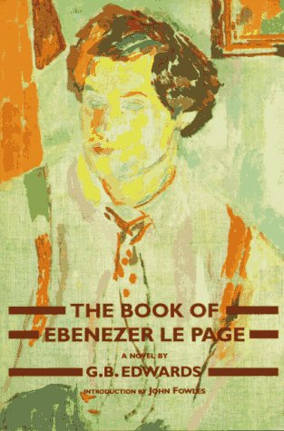 9781559211420: The Book of Ebenezer Le Page