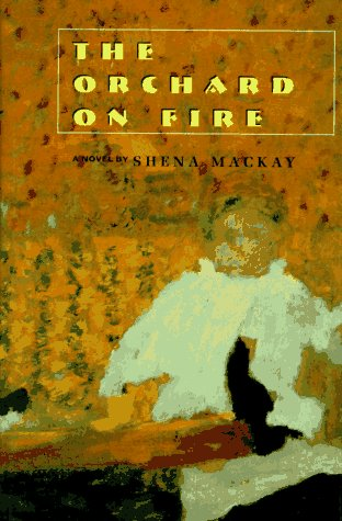9781559211758: The Orchard on Fire: A Novel