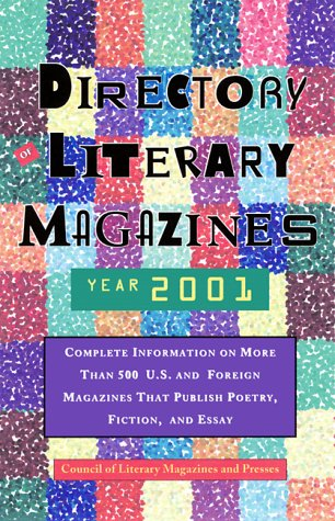 9781559212885: Directory of Literary Magazines 2001 (Clmp Directory of Literary Magazines and Presses)
