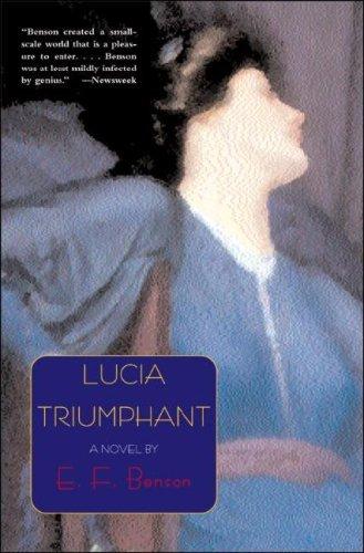9781559213103: Lucia Triumphant: a novel