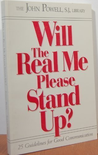 Will the Real Me Please Stand Up (9781559242837) by John Powell