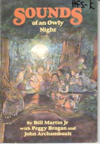 9781559243544: Sounds of an Owly Night