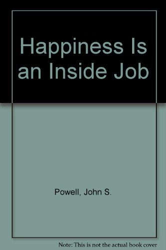9781559249881: Happiness Is an Inside Job