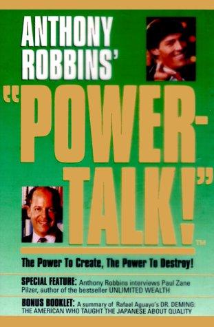 9781559272032: PowerTalk!: The Power to Create, The Power to Destroy (Powertalk Professional)