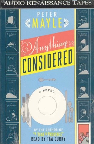 9781559273909: Anything Considered: A Novel