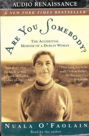 9781559275699: Are You Somebody? The Accidental Memoir of a Dublin Woman