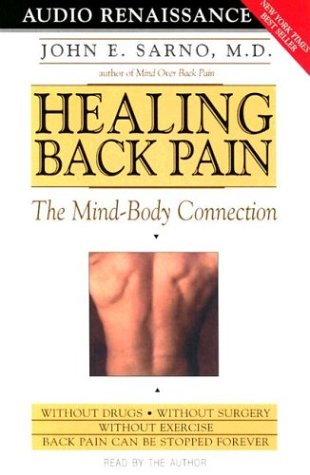 9781559275873: Healing Back Pain: The Mind-Body Connection