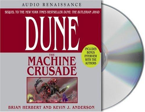 9781559279451: Dune: The Machine Crusade