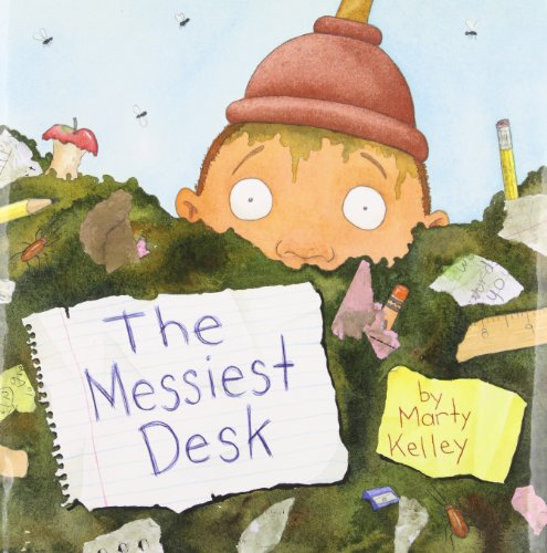 9781559333191: The Messiest Desk