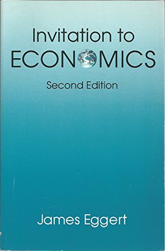9781559340090: Invitation to Economics: Macroeconomics and Microeconomics
