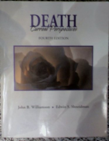 9781559340113: Death: Current Perspectives