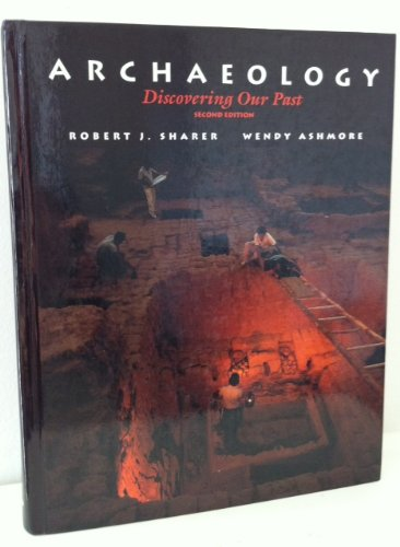 9781559340410: Archaeology: Discovering Our Past
