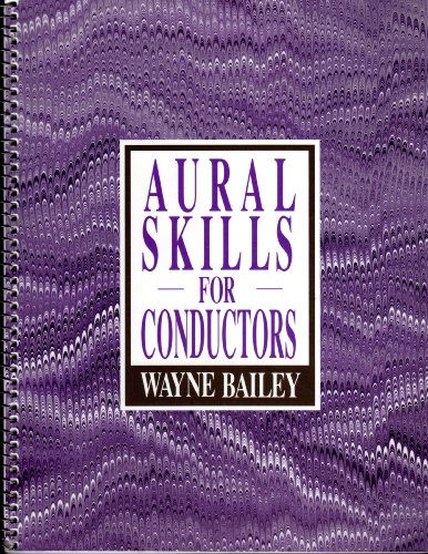 9781559340687: Aural Skills for Conductors