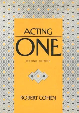 9781559341196: Acting One