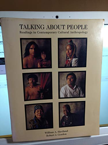 9781559341417: Talking About People: Readings in Contemporary Cultural Anthropology