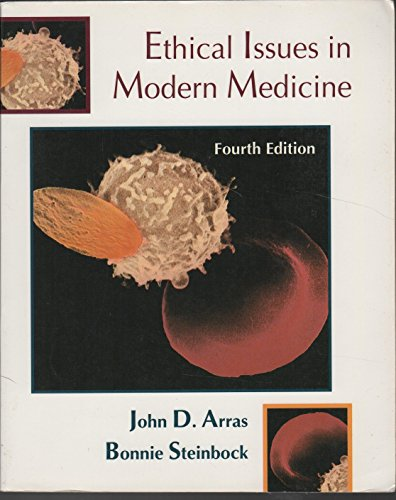 9781559343596: Ethical Issues in Modern Medicine
