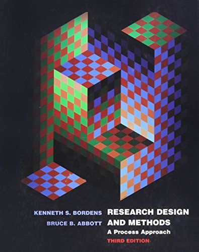 9781559344098: Research Design and Methods: A Process Approach
