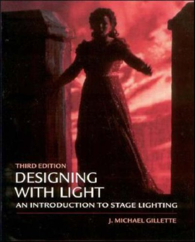 9781559345279: Designing With Light: An Introduction to Stage Lighting