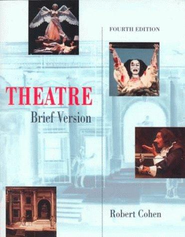 9781559346696: Theatre: Brief Version