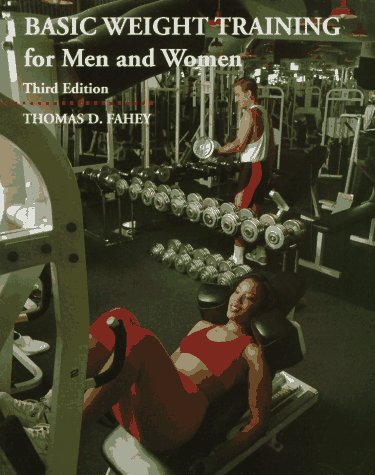 9781559346740: Basic Weight Training for Men & Women