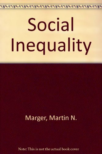 9781559347358: Social Inequality: Patterns and Processes