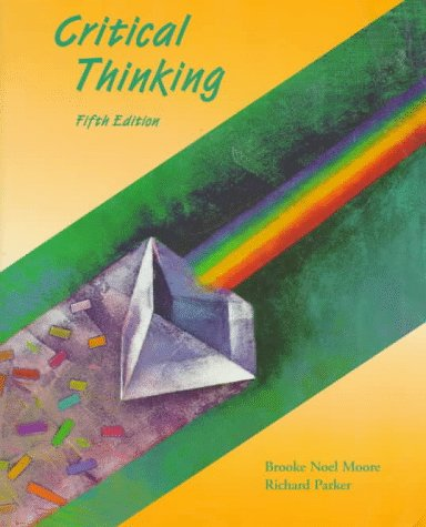 9781559348362: Critical Thinking