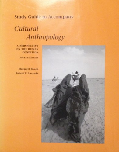 Cultural Anthropology: Study Guide: Rauch