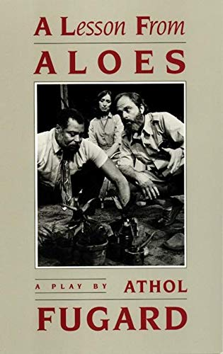 9781559360012: A Lesson from Aloes