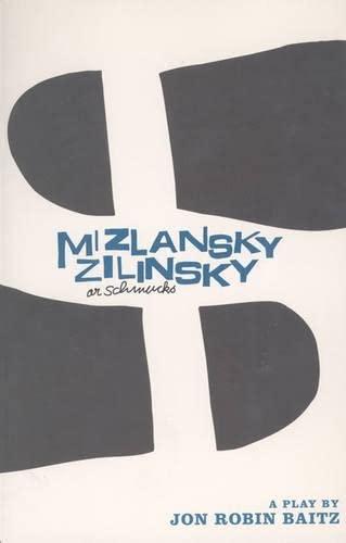9781559361606: Mizlansky/Zilinsky or