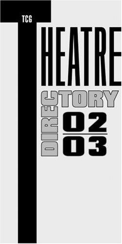 Theatre Directory 2002-03