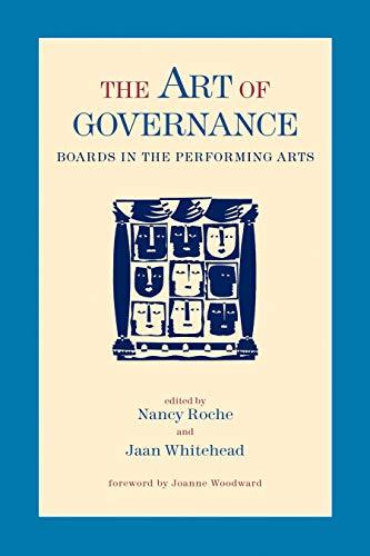 9781559362597: The Art of Governance