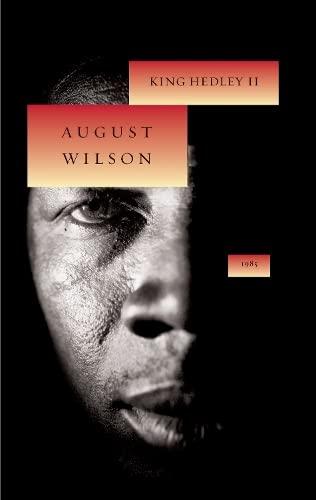 King Hedley II: Wilson, August; McClinton, Marion