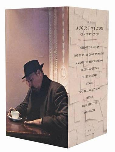 9781559363075: August Wilson Century Cycle