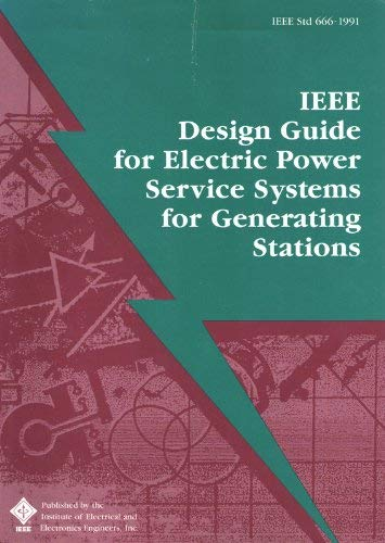 IEEE Std 666-1991, IEEE Design Guide for: American National Standards