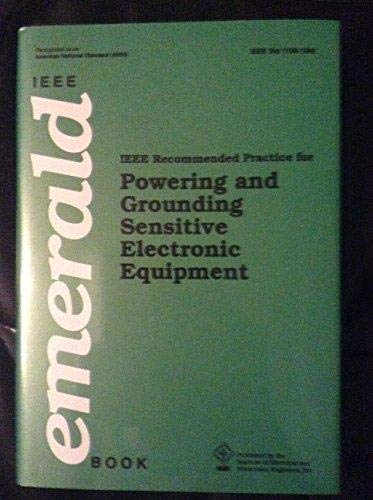 IEEE Std. 1100-1992, IEEE Recommended Practice for: Institute of Electrical