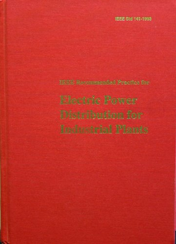 IEEE Std 141-1993, IEEE Recommended Practice for