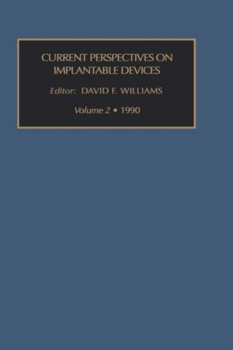 9781559380157: Current Perspectives on Implantable Devices, Volume 2