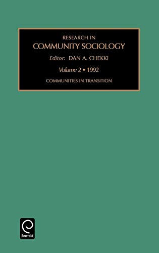 Communities in Transition (Hardback)
