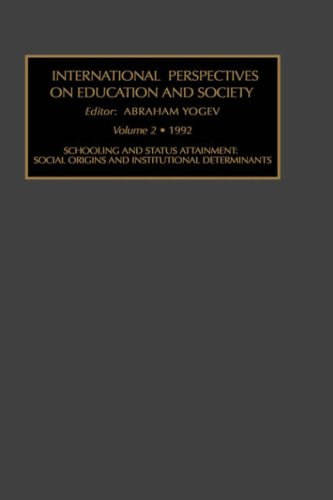 9781559381239: International Perspectives on Education and Society Volume 2