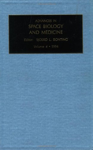 9781559384117: Advances in Space Biology and Medicine, Volume 4