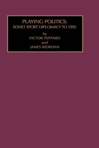 9781559385251: Playing Politics: Soviet Sport Dip (Contemporary Ethnographic Studies)